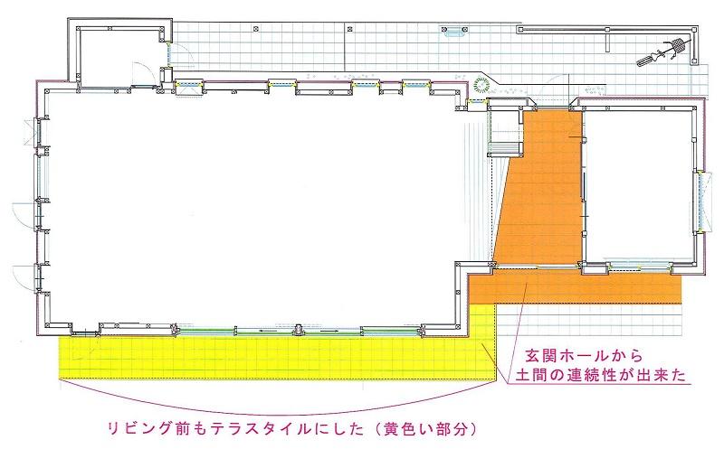 ソーラー雪山対策土間テラス化.jpg