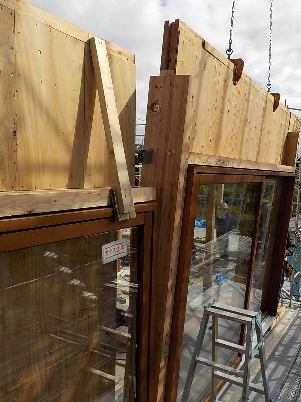 木製サッシパネル設置⑤.JPG